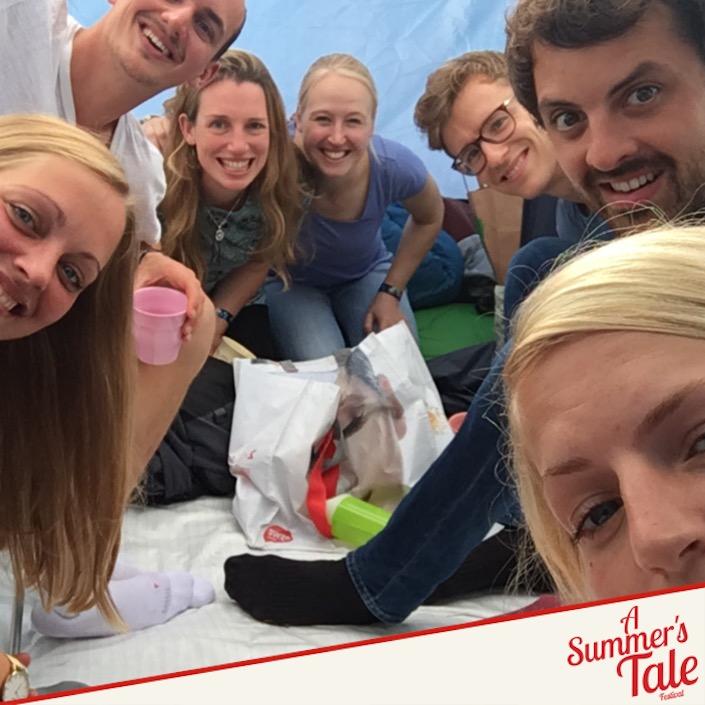 Die Summer's Tale Crew