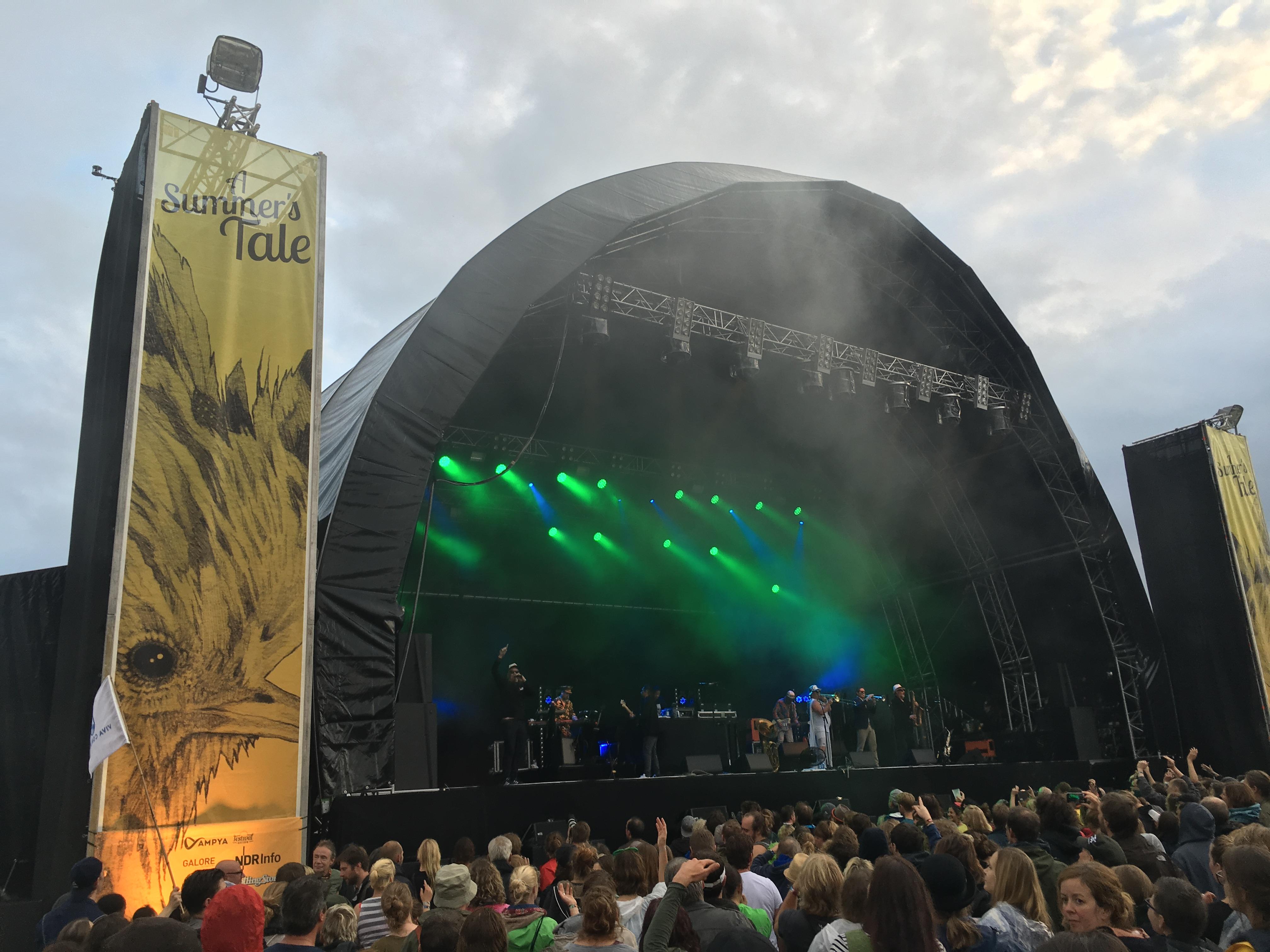 Konzertbühne Festival