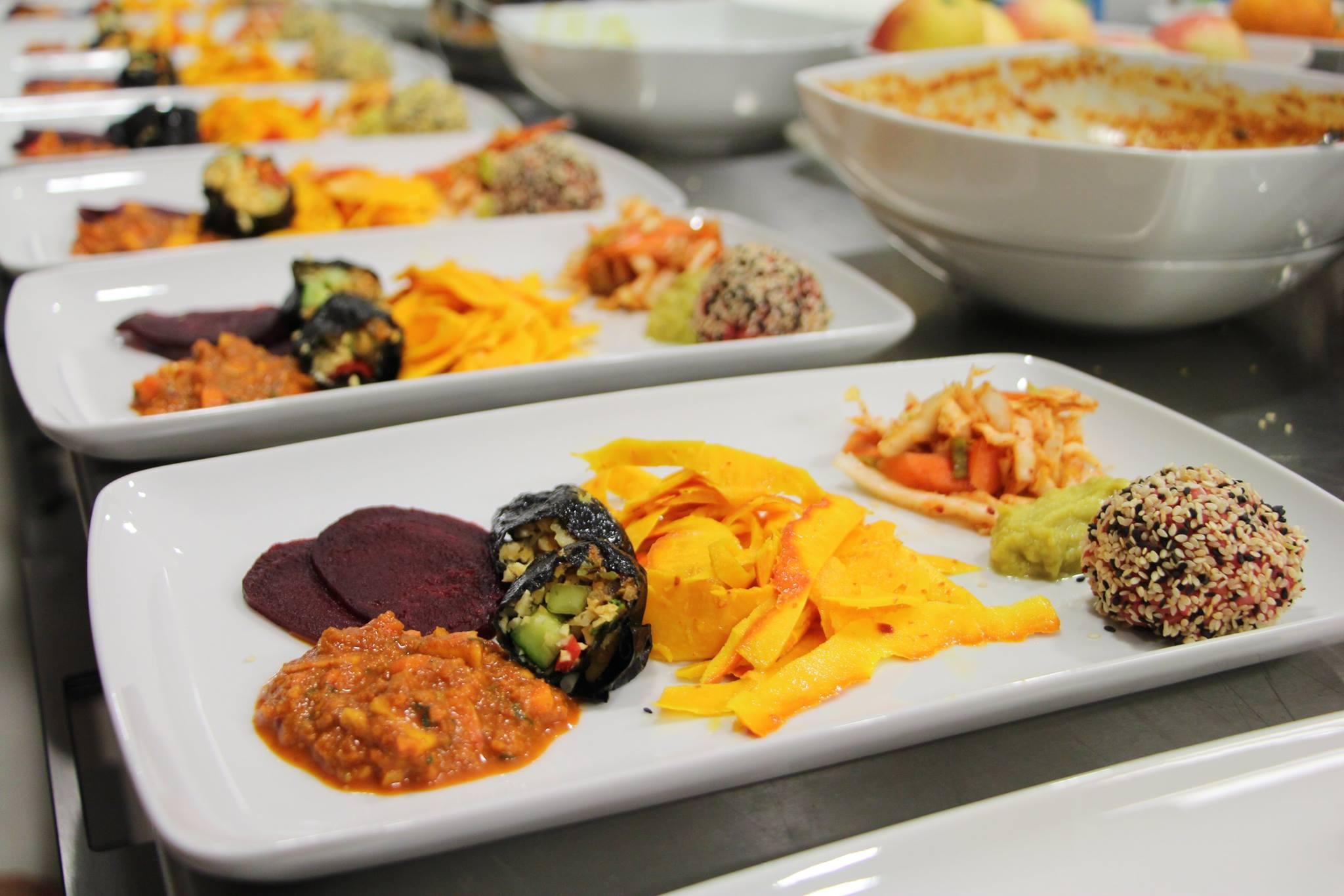 Peacefood Hauptspeise